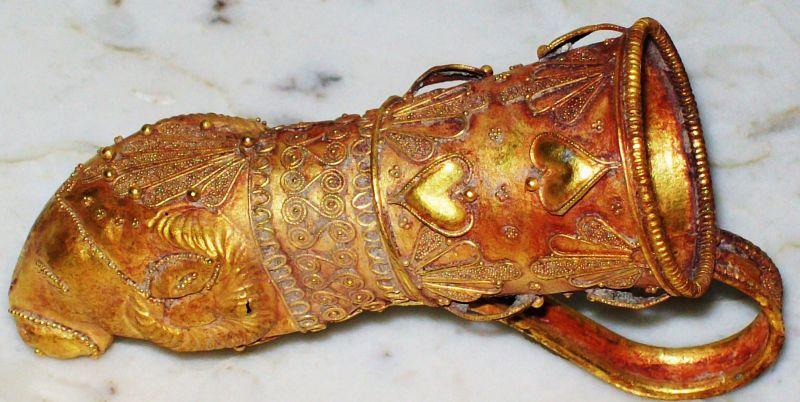 Anfora d'Oro Etrusca